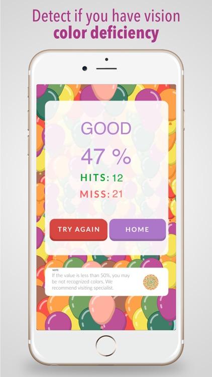 Ishihara App screenshot-3