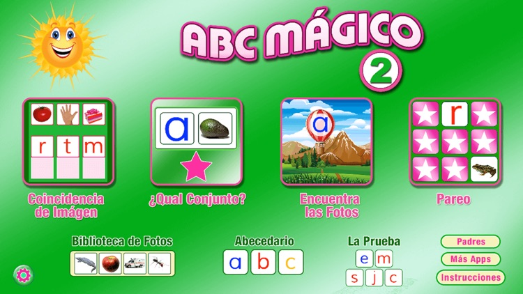 ABC MÁGICO 2 screenshot-0