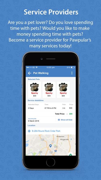 Pawpular - Pet Society & Care screenshot-4