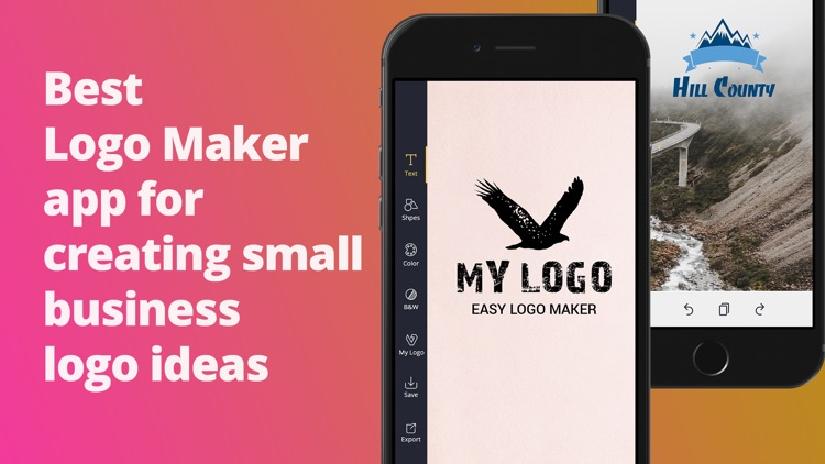 Logo Maker Font Design Creator screenshot-6