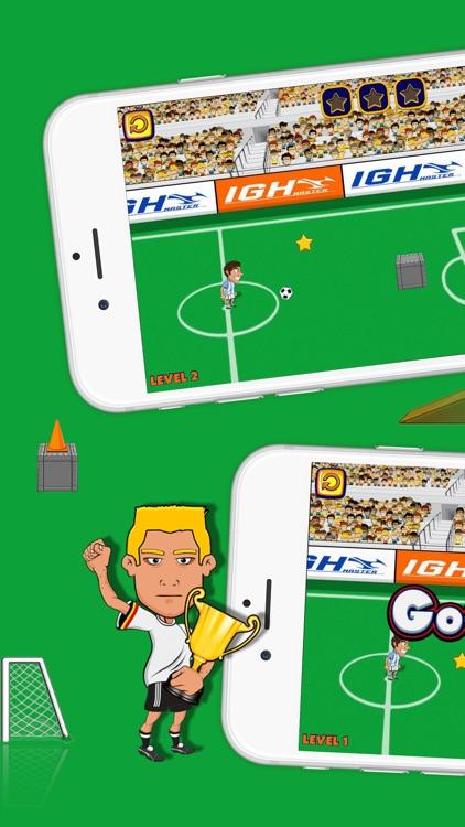 世界足球-精准射门闯关游戏 screenshot-4