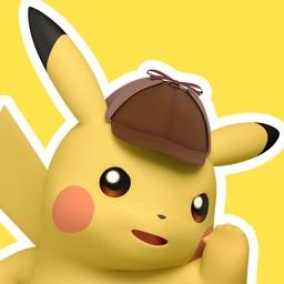 Pegatinas Detective Pikachu