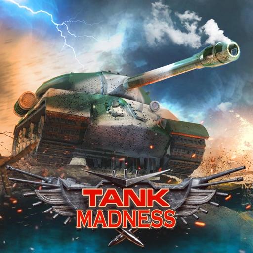 Tank Madness: Танки Ярости