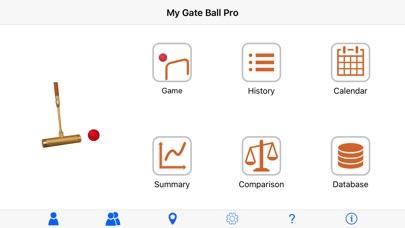 My Gate Ball Pro Скриншоты4