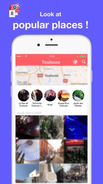 Scenes Screenshot on iOS