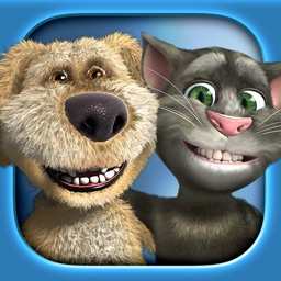 Talking Tom & Ben News - iPad
