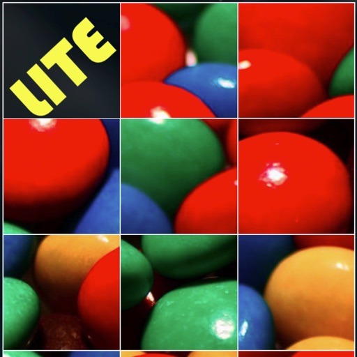 Slide Puzzle 3x5 Lite