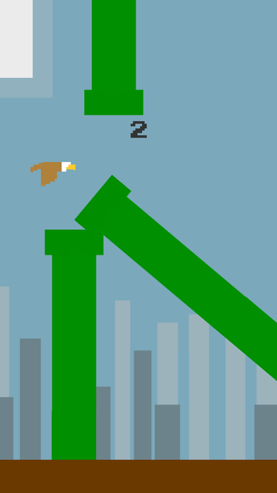 8-Bit Eagle Smashのおすすめ画像2