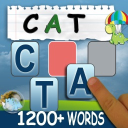Build A Word Easy Spelling Long&Short Vowels,Sight  - 256x256bb - Spelling study aid apps