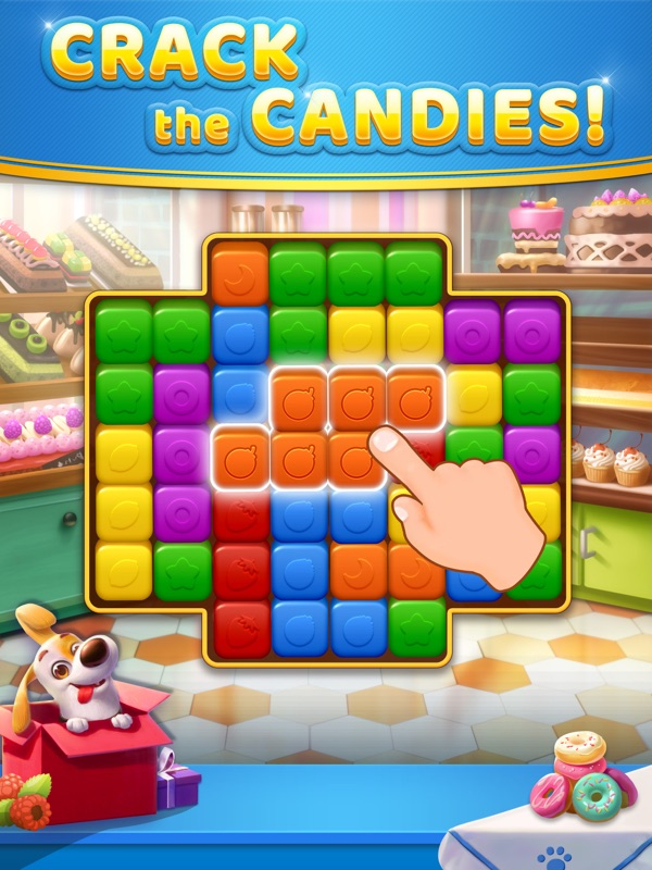 Yummy Cubes Online Hack Tool