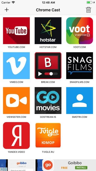 free video casting