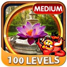 Activities of Water Fountain Hidden Objects