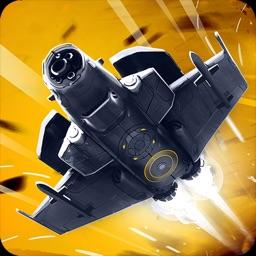 Space Shooter Spacecraft Sadal