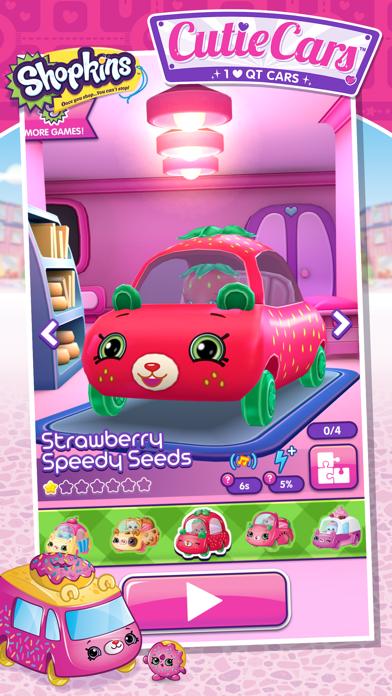 Shopkins: Cutie Cars screenshot 1