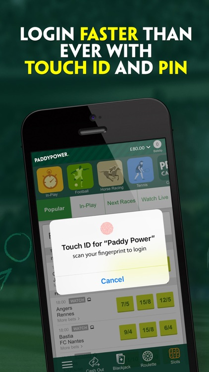 Paddy Power Sports Betting - Bet on Football screenshot-4