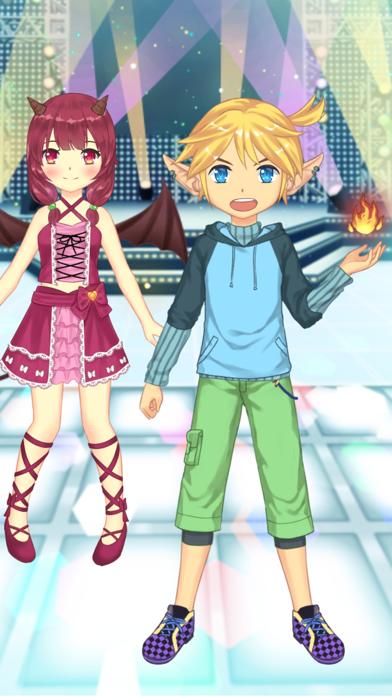点击获取Dress Up: Anime Fever