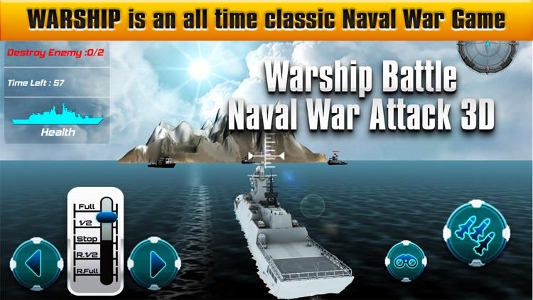 WarShip Battle Naval WarFare