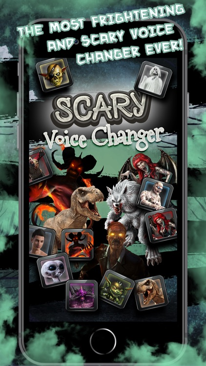 ZombieUp - Scary Voice Changer
