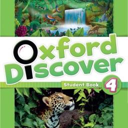 牛津探索发现英语4