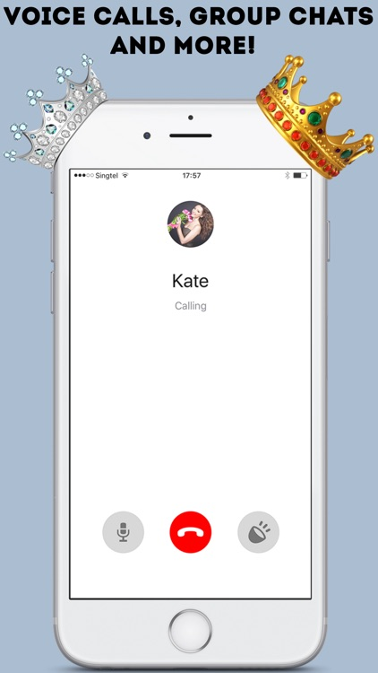 Royal Call Messenger screenshot-4