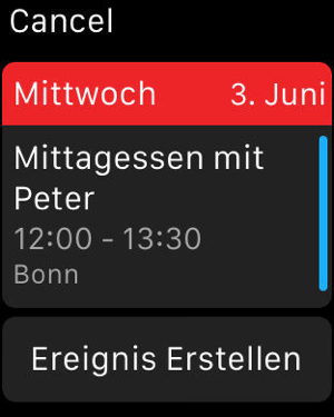 ‎Fantastical 2 für iPhone Screenshot