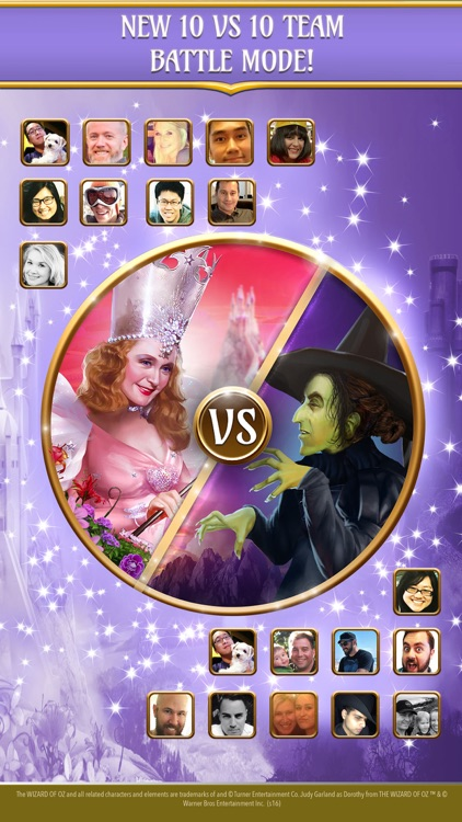 Wizard of Oz Magic Match 3