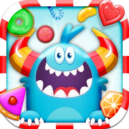 SugarLand - A match 3 puzzle