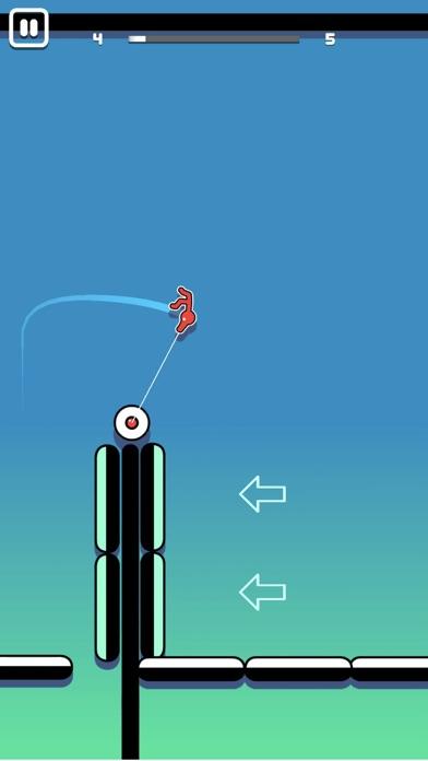 Stickman Hook screenshot 2