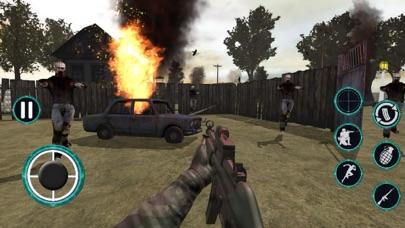 Grim Zombie Hunter:  Survival screenshot four