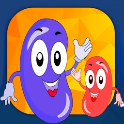 Jelly bean smasher - Candy puzzle for smart boys and girls - Free Edition
