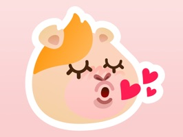 Cavia Oho Stickers