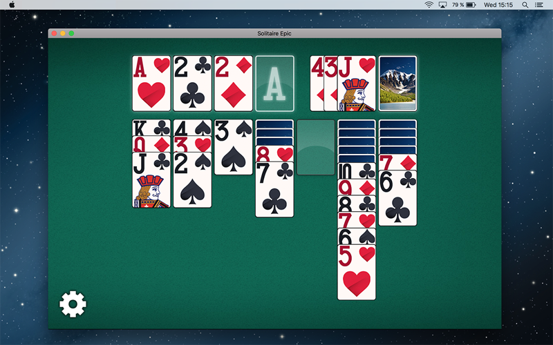 Solitaire Epic Screenshot - 2