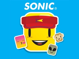 Send tot-riffic messages with SONIC® Totmoji stickers from the SONIC Wacky Pack®