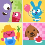 Sago Mini 最受歡迎的遊戲組