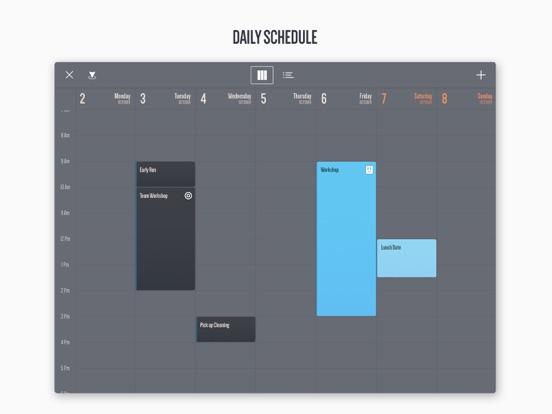 【日程管理】时间线日历