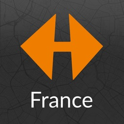 NAVIGON France Apple Watch App