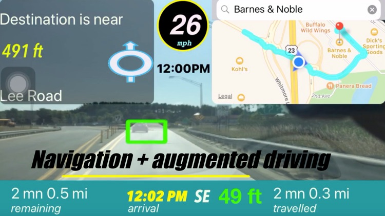 Nity Navigation GPS & Speed