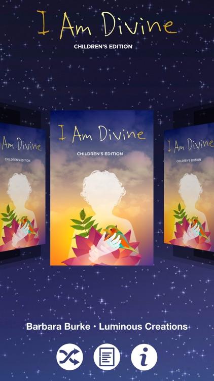 I Am Divine Children's Edition