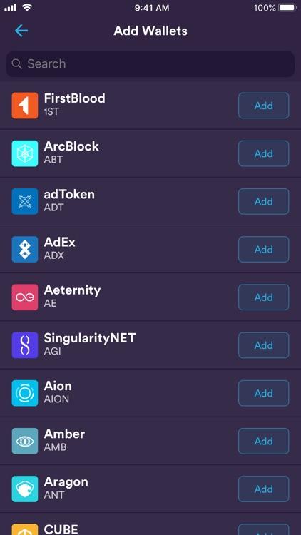 BRD - bitcoin wallet screenshot-3
