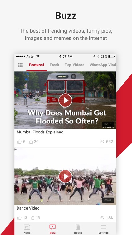 Dailyhunt (Formerly NewsHunt) screenshot-4