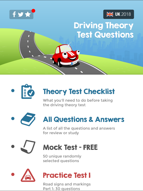 UK Driving Theory Test 2018 - Revenue & Download estimates