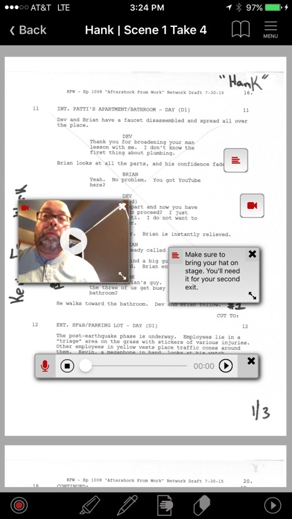Rehearsal® Pro screenshot-3