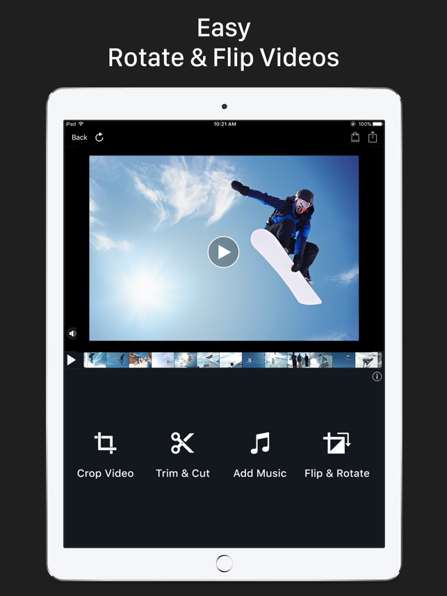 Video Crop – Trim & Cut Videos on the App Store