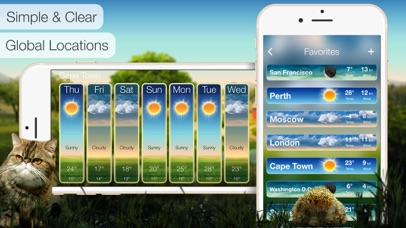 Beautiful Weather & Alerts Screenshot