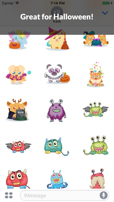 Adorbster Stickers