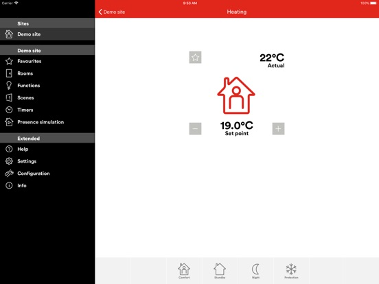 iPad Image of KNX V2