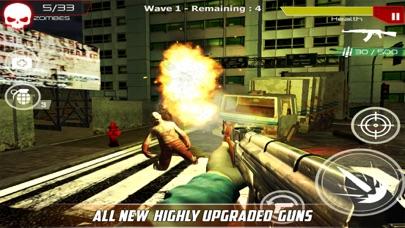 Zombie Dead War screenshot three