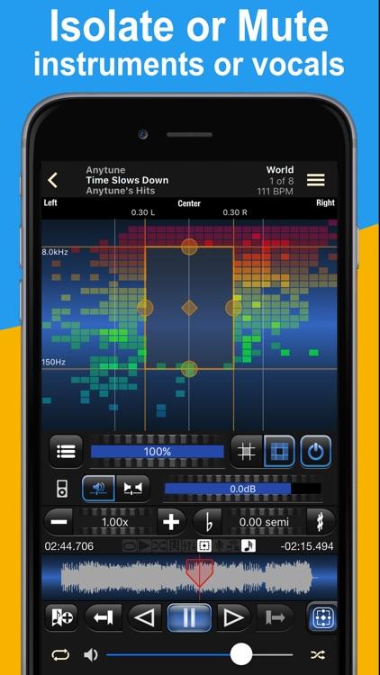 Anytune Pro screenshot-4