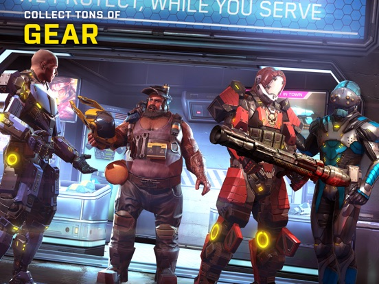 Shadowgun Legends screenshot #5