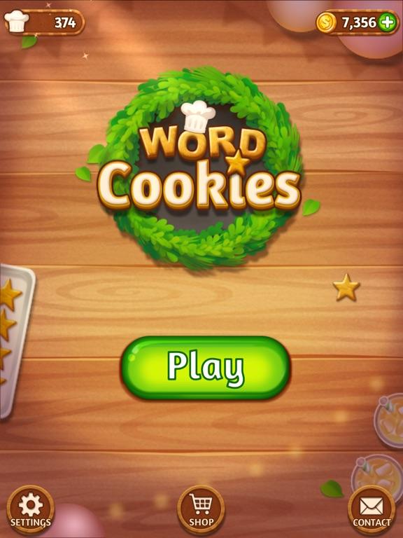 Word Cookies!™ iPad